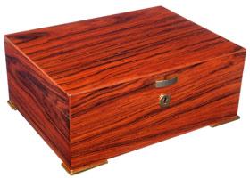 Хьюмидор Lubinski на 50 сигар Падук Африканский Q622
