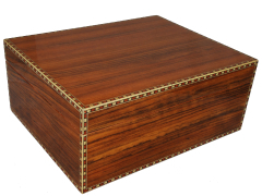 Хьюмидор Savoy Marquis Caramel Medium на 50 сигар