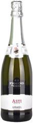 Игристое вино Abbazia Fiorino d'Oro Asti Spumante Dolce DOCG, 0,75 л.