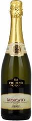 Игристое вино Abbazia Fiorino d'Oro Moscato Spumante Dolce , 0,75 л.