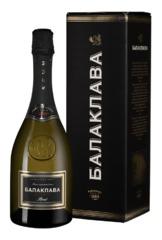 Игристое вино Balaklava Brut Reserve gift box, 0,75 л.
