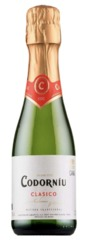 Игристое вино Cava Codorniu Clasico Brut, 0,2 л.