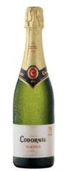 Игристое вино Cava Codorniu Clasico Seco, 0,375 мл.
