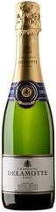 Шампанское Delamotte Brut Champagne AOC, 375 мл.