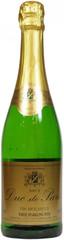 Игристое вино Duc de Paris Brut, 0,75 л.