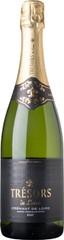 Игристое вино Joseph Verdier, Tresors de Loire Brut, Cremant de Loire AOC , 0,75 л.