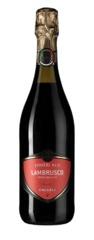 Игристое вино Lambrusco dell'Emilia Rosso Poderi Alti, 0,75 л.