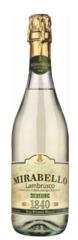 Игристое вино Mirabello Lambrusco Bianco, 0,75 л.