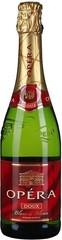 Игристое вино Opera Blanc de Blancs Doux, 0,75 л.