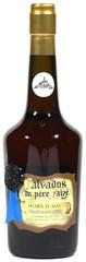 Кальвадос Calvados du pere Laize Hors d'Age, 0.7 л