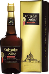 Кальвадос Calvados du pere Laize Hors d'Age, gift box, 0.7 л