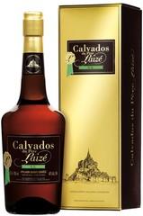 Кальвадос Calvados du pere Laize, VS, gift box, 0.7 л