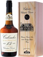 Кальвадос Coeur de Lion Calvados 15 ans, gift box, 0.7 л