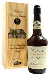 Кальвадос Coeur de Lion Calvados 30 ans, wooden box, 0.7 л