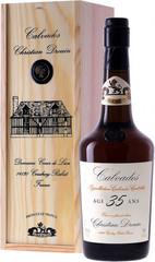 Кальвадос Coeur de Lion Calvados 35 ans, wooden box, 0.7 л