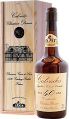 Кальвадос Coeur de Lion Calvados 40 ans, wooden box, 0.7 л