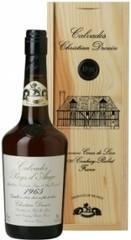 Кальвадос Coeur de Lion Calvados Pays d'Auge 1965, wooden box, 0.7 л
