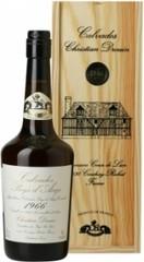 Кальвадос Coeur de Lion Calvados Pays d'Auge 1966, wooden box, 0.7 л