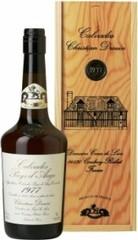 Кальвадос Coeur de Lion Calvados Pays d'Auge 1977, wooden box, 0.7 л