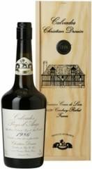 Кальвадос Coeur de Lion Calvados Pays d'Auge 1986, wooden box, 0.7 л