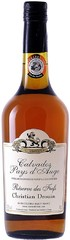 Кальвадос Coeur de Lion Calvados Pays d'Auge Reserve des Fiefs, 0.7 л