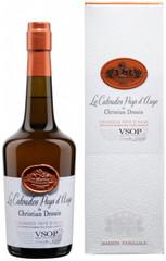 Кальвадос Coeur de Lion Calvados Pays d'Auge VSOP, gift box, 0.7 л
