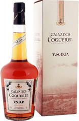 Кальвадос Coquerel VSOP, gift box, 0.7 л