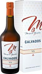 Кальвадос Marquis d'Aguesseau, VS, 0.7 л