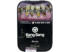 Кальянный табак Bang Bang Wisky 100 gr