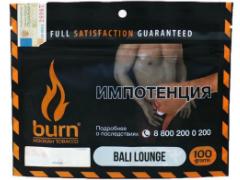Кальянный табак Burn Bali Lounge 100 gr