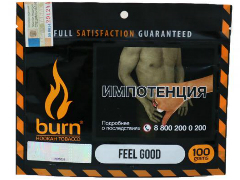 Кальянный табак Burn Feel Good 100 gr