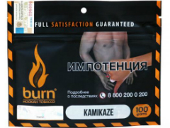 Кальянный табак Burn Kamikaze 100 gr