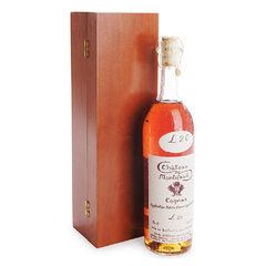 Коньяк Chateau de Montifaud 20 Years Old Fine Petite Champagne AOC wooden box, 0,7 л.