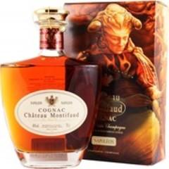 Коньяк Chateau de Montifaud Napoleon Clemence Fine Petite Champagne AOC gift box, 0,7 л.