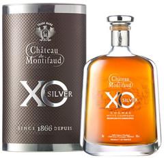 Коньяк Chateau de Montifaud Silver XO Fine Petite Champagne AOC Carafe Attitude and gift box, 0.7 л.