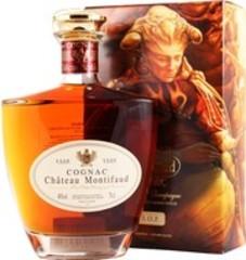Коньяк Chateau de Montifaud VSOP Clemence Fine Petite Champagne AOC gift box, 0,7 л.