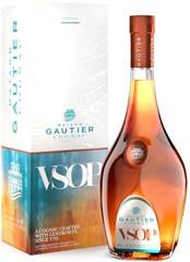 Коньяк Gautier V.S.O.P., п/у, 0.7 л