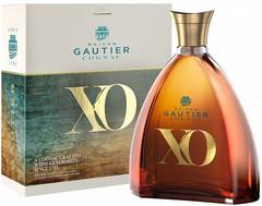 Коньяк Gautier X.O., 0.7 л