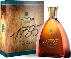 Коньяк Gautier X.O. Extra 1755, 0.7 л