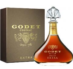 Коньяк Godet  Extra, gift box, 0.7 л