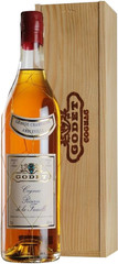 Коньяк Godet Reserve de la Famille Extra Vieille Grande Champagne, wooden box, 0.7 л