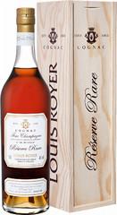 Коньяк Louis Royer, Fine Champagne Reserve Rare, wooden box, 0.7 л