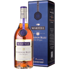 Коньяк Martell Cordon Bleu, with box, 0.7 л