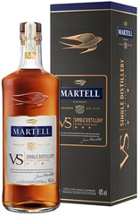 Коньяк Martell VS Single Distillery, gift box, 0.7 л