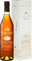 Коньяк Maxime Trijol Elegance Grande Champagne Premier Cru AOC, gift box, 0.7 л