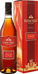 Коньяк Maxime Trijol VSOP, gift box, 0.7 л