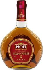 Коньяк Ной Подарочный 5-летний, 0,7 л.
