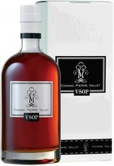Коньяк Pierre Vallet VSOP gift box, 0,7 л.