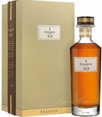 Коньяк Tesseron Passion XO Cognac AOC in decanter & gift box, 0.7 л