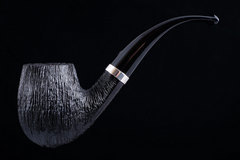 Курительная трубка Fiamma di Re Pettinata F921